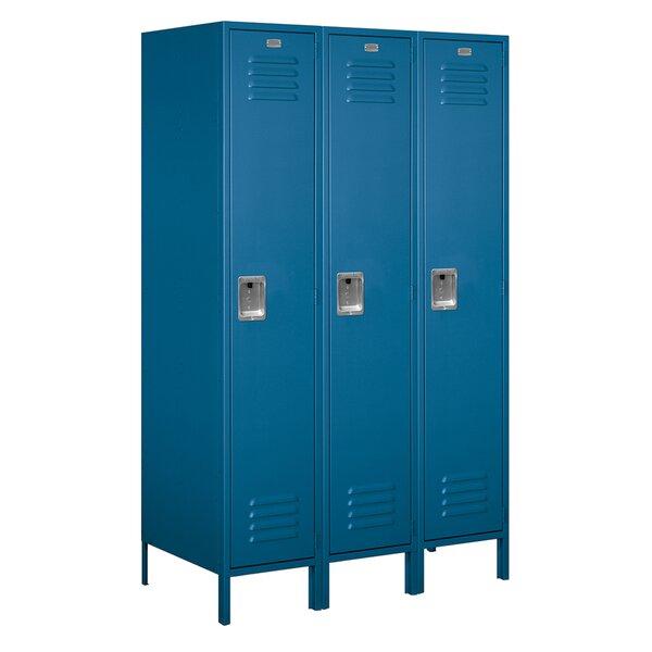 1 Tier 3 Wide School Locker by Salsbury Industries