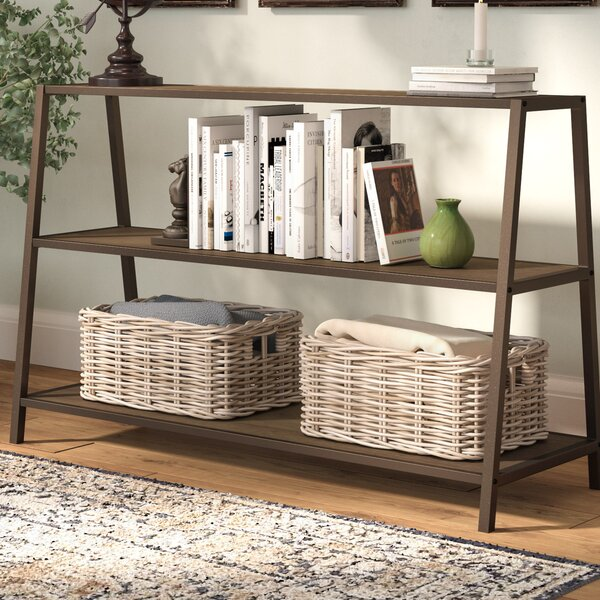 Vivienne Etagere Bookcase by Laurel Foundry Modern Farmhouse