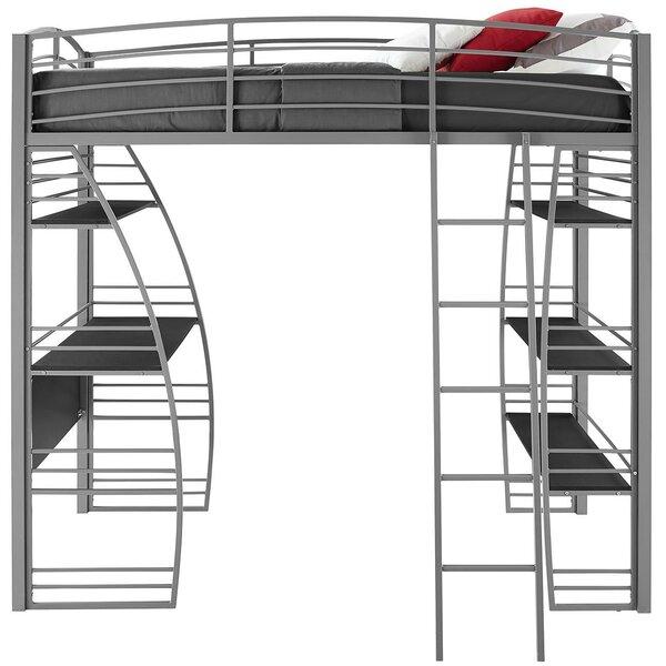 Kronos Twin Loft Bed by Viv + Rae