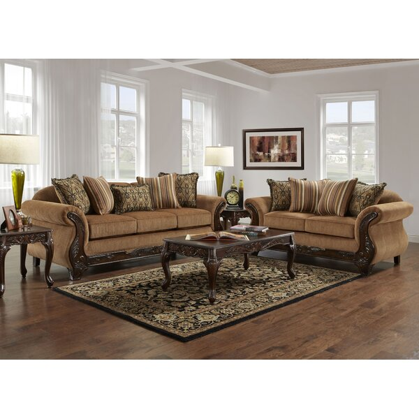 Caulkins 2 Piece Living Room Set by Astoria Grand