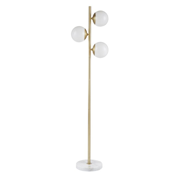 Asher 62 Tree Floor Lamp by Langley Street