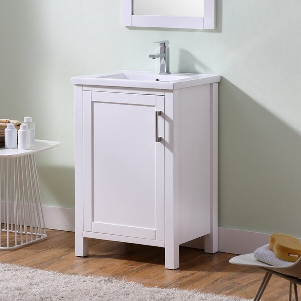 Hodgeman 24 Single Vanity Set by Latitude Run