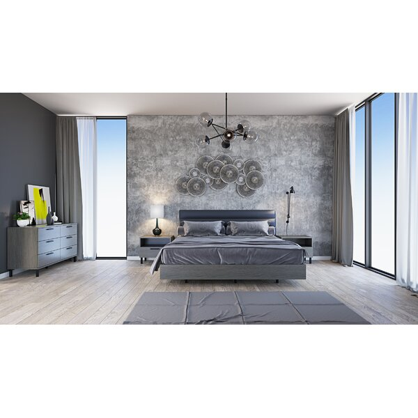 Quimir Platform Configurable Bedroom Set by Orren Ellis