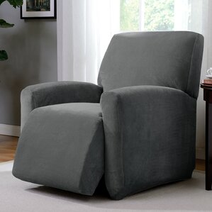 Day Break Box Cushion Recliner Slipcover & Recliner Slipcovers You\u0027ll Love | Wayfair islam-shia.org