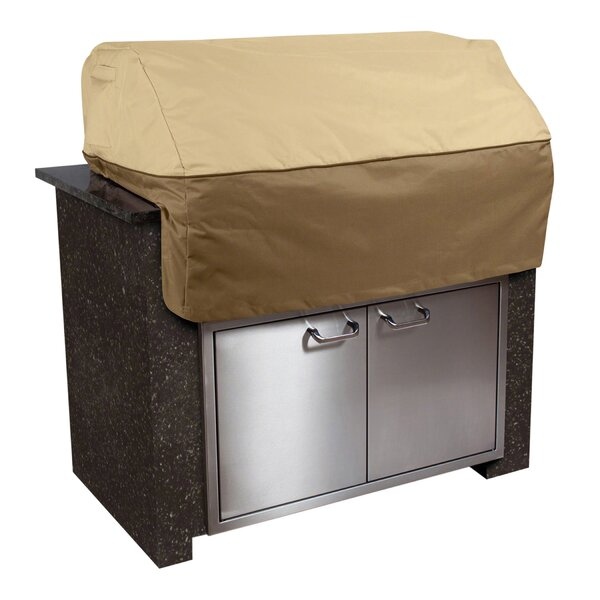 Croteau Island BBQ Grill Top Cover by Red Barrel Studio