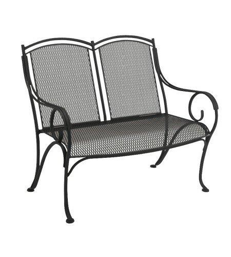 Modesto Garden Bench by Woodard