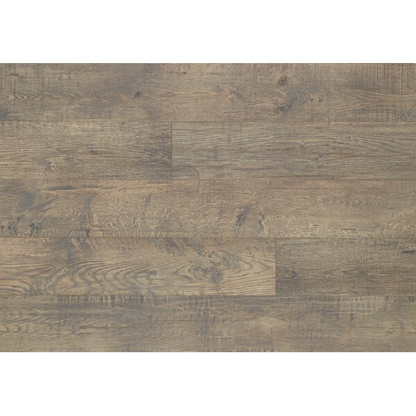 Reclaime 7.5 x 54.34 x 12 mm Oak Laminate Flooring in Trellis by Quick-Step