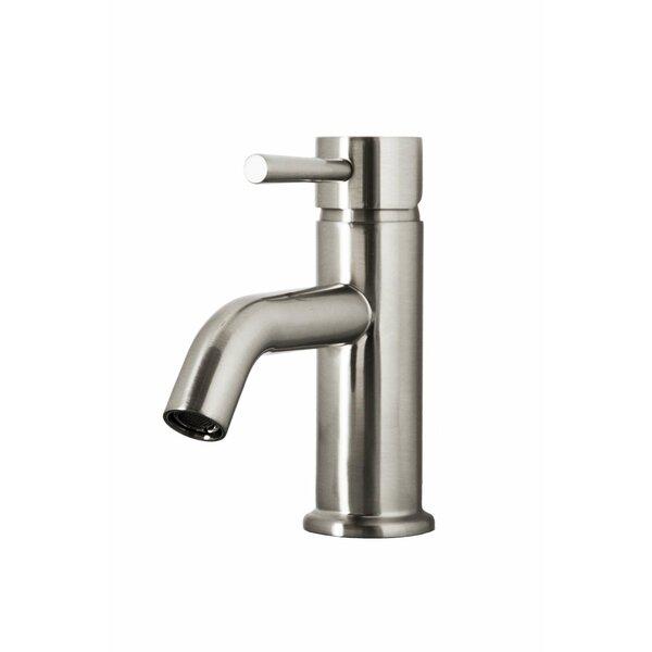 Beizi Single Hole Bathroom Faucet By Virtu USA