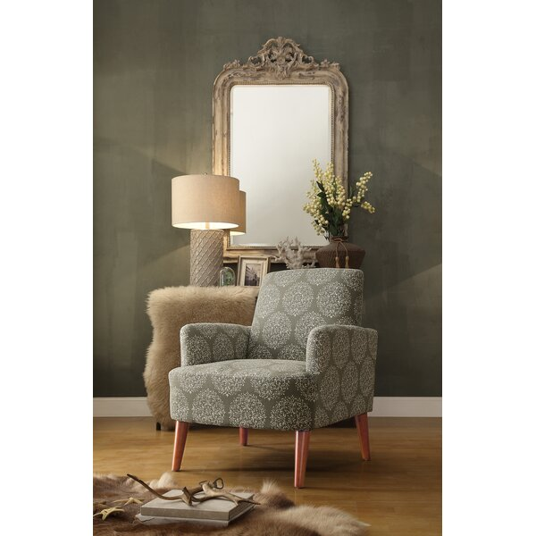 Minnie Armchair by Bungalow Rose