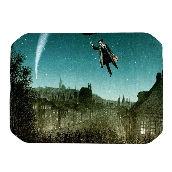 The Departure Placemat by KESS InHouse