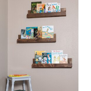 Ruvalcaba Nursery Floating Shelf Set Of 3