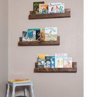 Ruvalcaba Nursery Floating Shelf Set Of 3