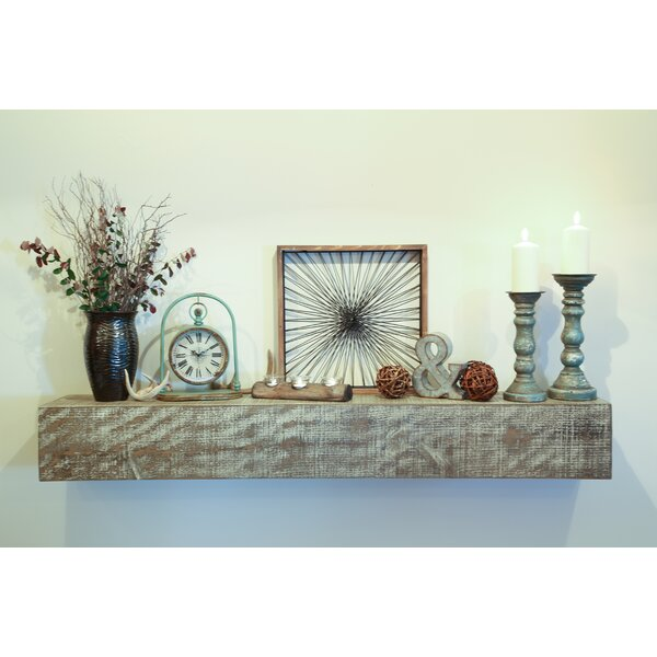 Nantucket Fireplace Mantel Shelf by MantelCraft