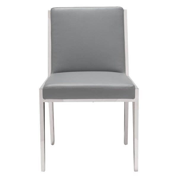 Polster Parsons Chair (Set of 2) by Brayden Studio
