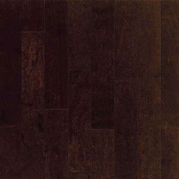 Turlington 3 Engineered Cherry Hardwood Flooring in Toasted Sesame by Bruce Flooring