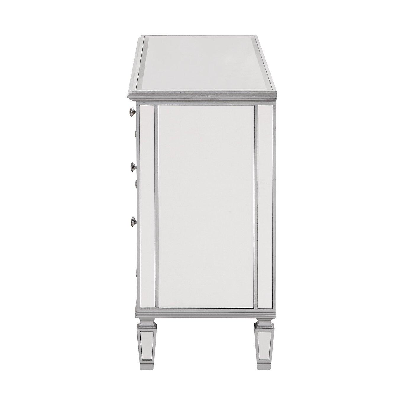 Elegant Lighting Chamberlan 6 Drawer Dresser & Reviews ...