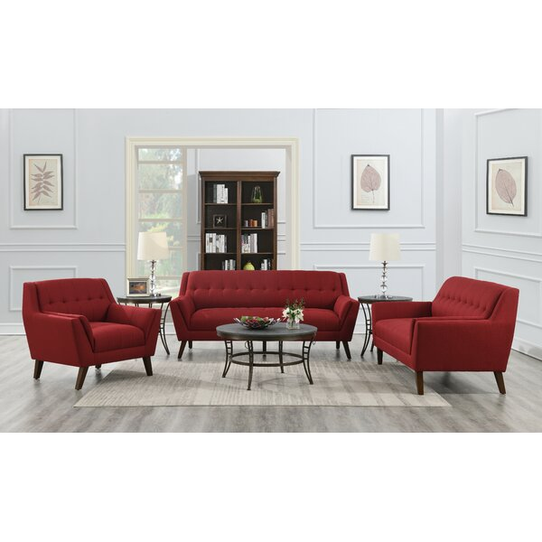 Weekend Promotions Marin Loveseat by Mistana by Mistana