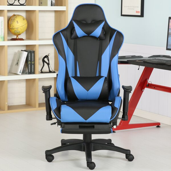 Bragging Living Gaming Chair by Latitude Run