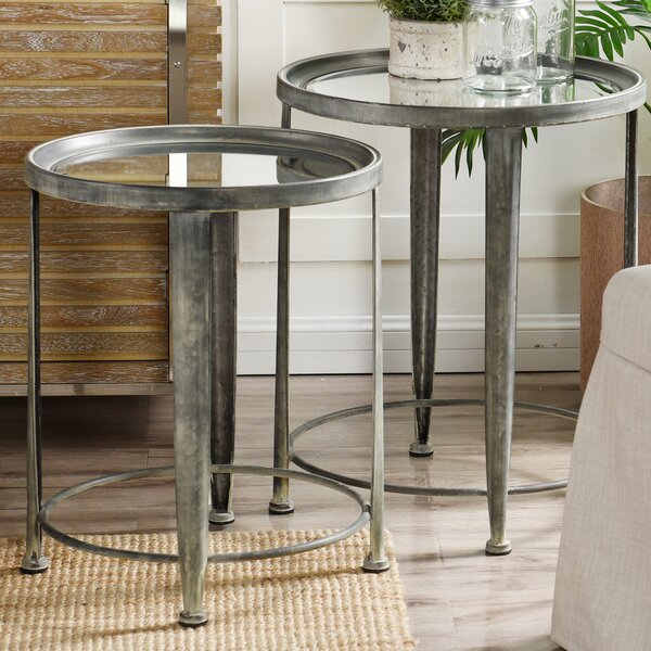 Nowthen 2 Piece Nesting Tables by Williston Forge