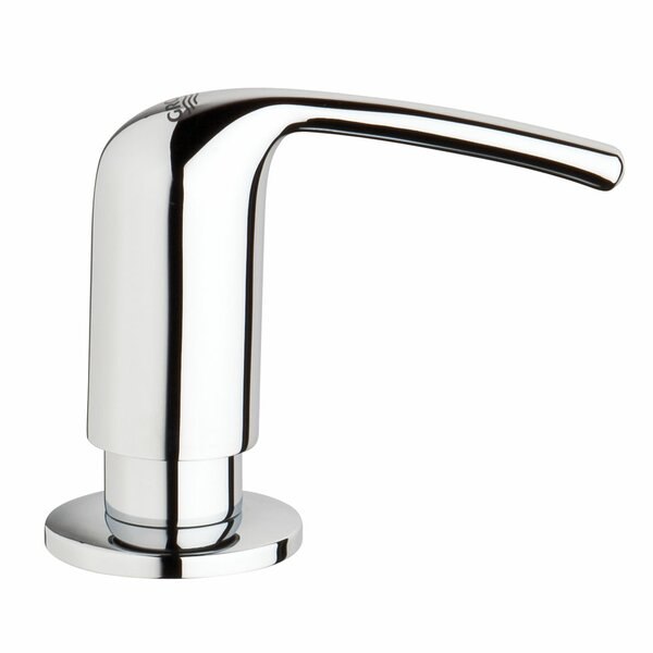 Ladylux Soap & Lotion Dispenser by Grohe