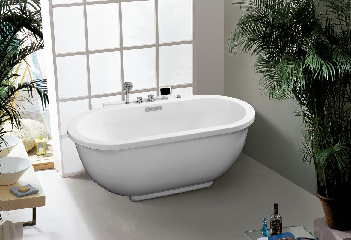 Lovely Whirlpool Bathtub Reviews Contemporary - Bathroom Ideas ...