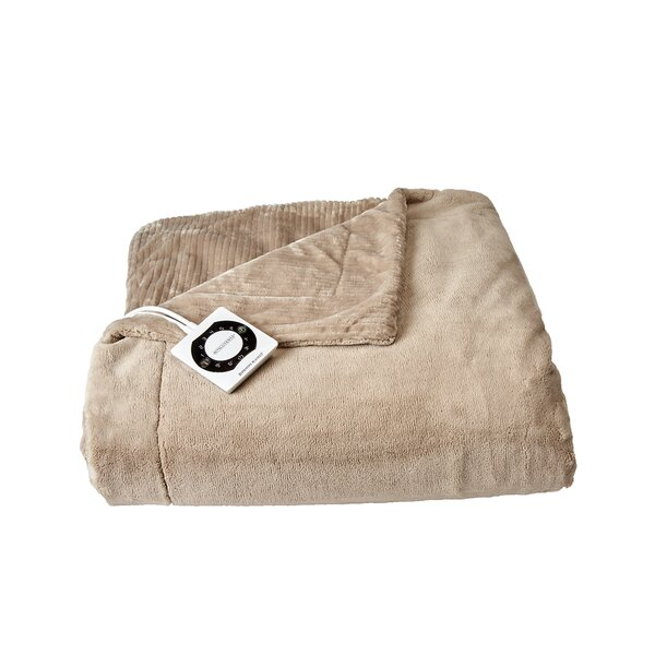 Intellisense™ Electric Blanket by Berkshire Blanket