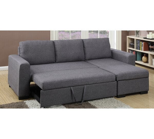 1 Amanda Sleeper Sectional By A&J Homes Studio Sale on| TV ...