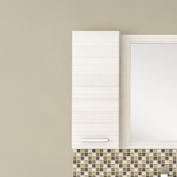 Silhouette 12 W x 30.25 H Wall Mounted Cabinet by