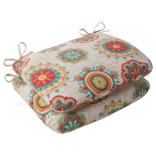 Joliet Indoor/Outdoor Seat Cushion (Set Of 2) By Darby Home Co