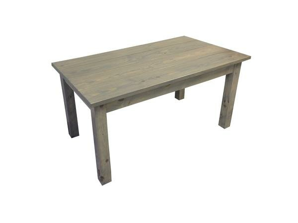 Graceville Rectangular Wood Solid Wood Dining Table by Bungalow Rose Bungalow Rose
