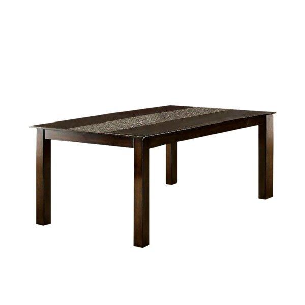 Ellamae Transitional Dining Table By Latitude Run