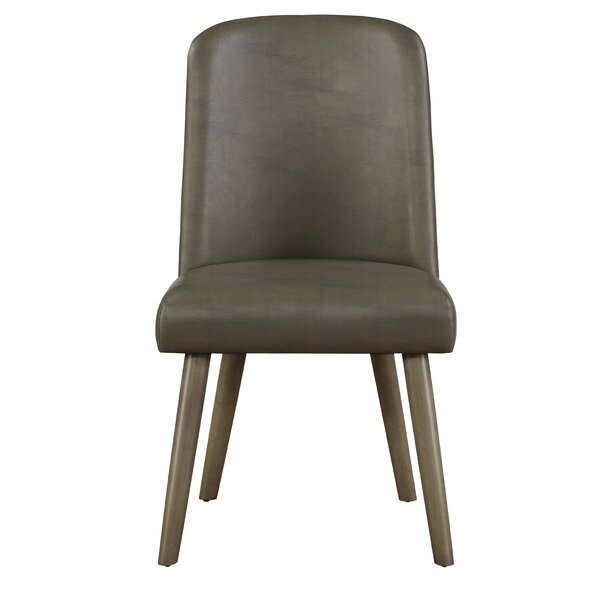 Hennessy Upholstered Dining Chair (Set of 2) by Gracie Oaks Gracie Oaks