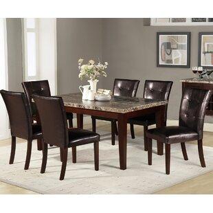 Genuine Marble Dining Table | Wayfair