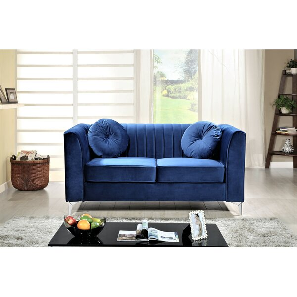 Search Sale Prices Aadvik Loveseat by Mercer41 by Mercer41