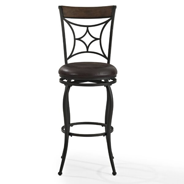 Betz 30 Swivel Bar Stool by Charlton Home