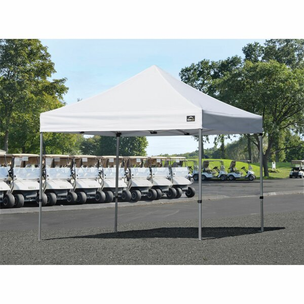Alumi Max 10 Ft. W x 10 Ft. D Aluminum Pop-Up Canopy by ShelterLogic