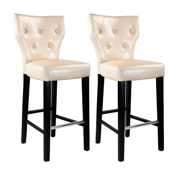Kings 31 Bar Stool (Set of 2) by CorLiving