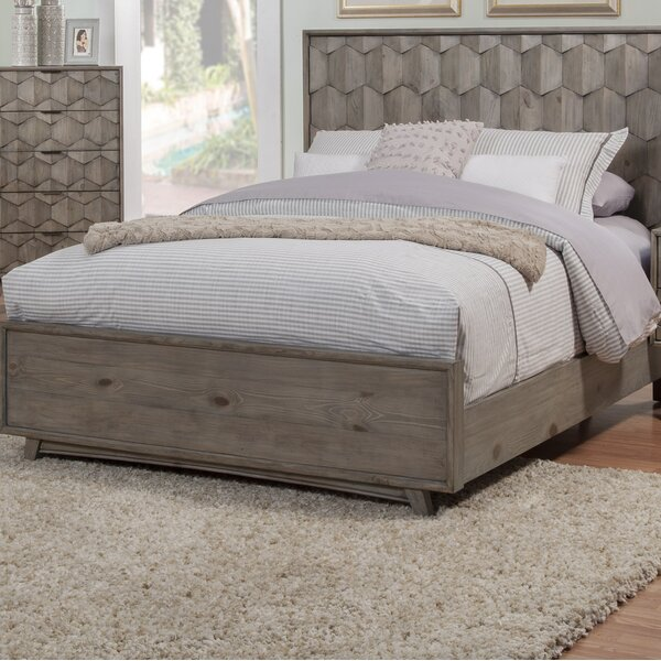 Lola Standard Bed by Foundstone