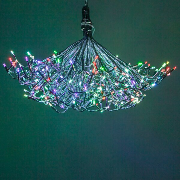LED Starburst Branches Lighting and Multi-Function Remote by The Holiday Aisle