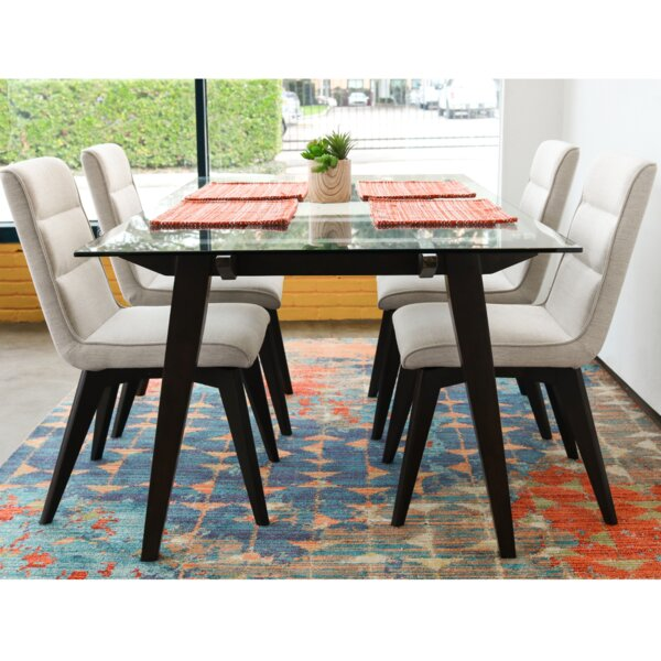 Michale 5 Piece Dining Set by Brayden Studio