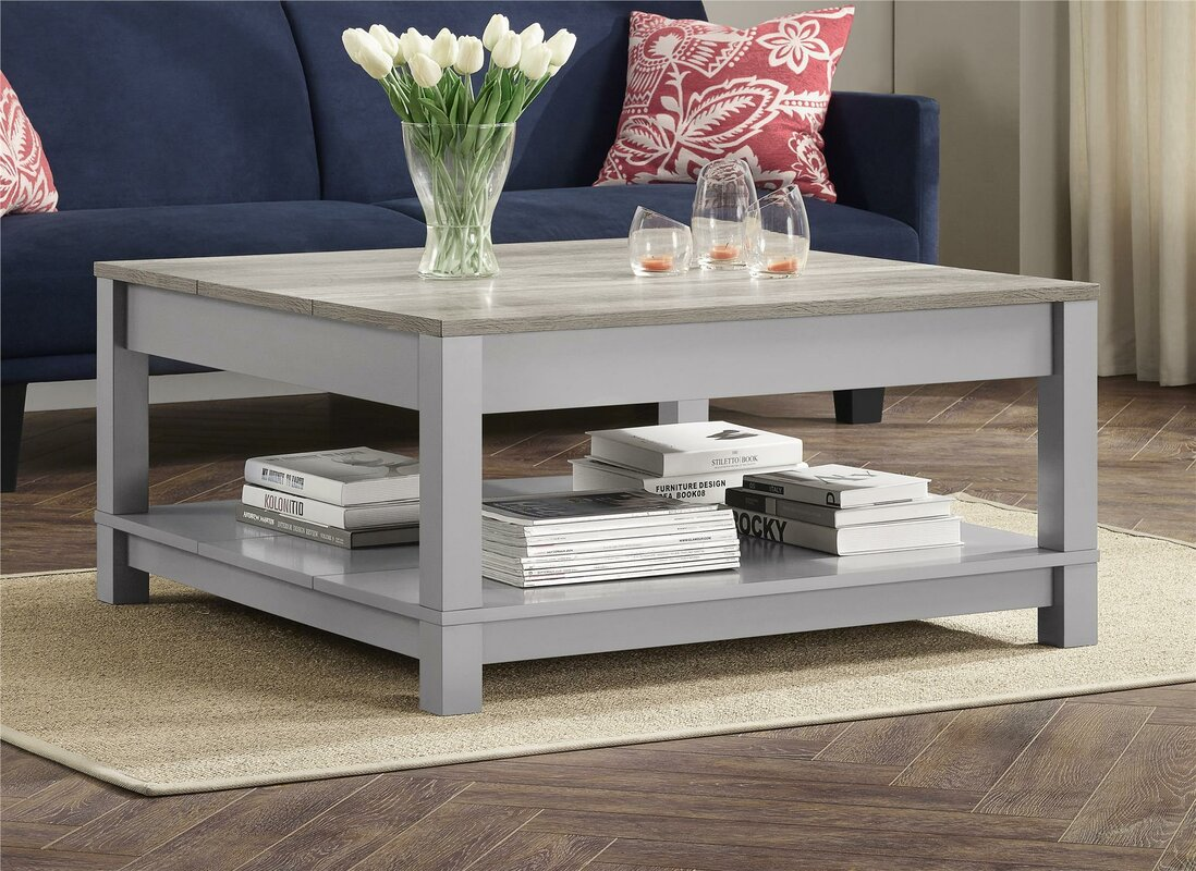 Square Coffee Tables You\u0027ll Love | Wayfair