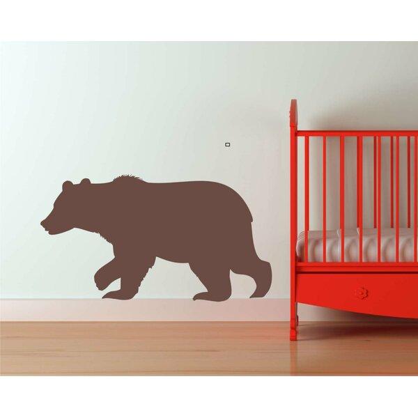 Haycraft Bear Wall Decal by Zoomie Kids