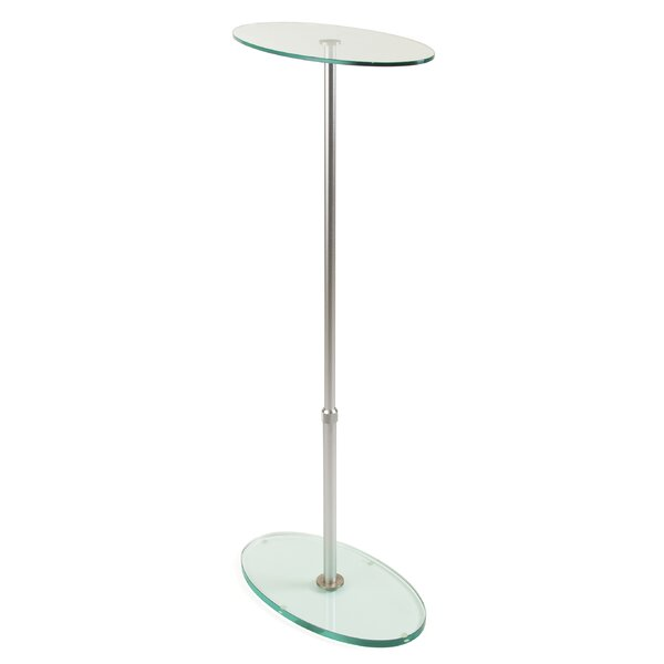 Laird Pedestal Plant/Telephone Table by Rebrilliant