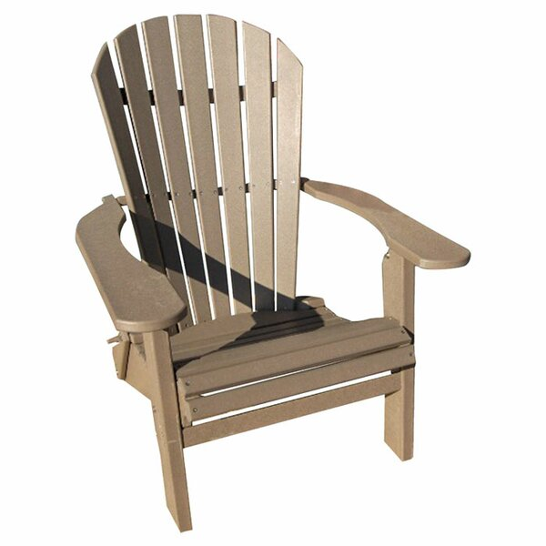 Orosco Plastic Folding Adirondack Chair by Darby Home Co Darby Home Co