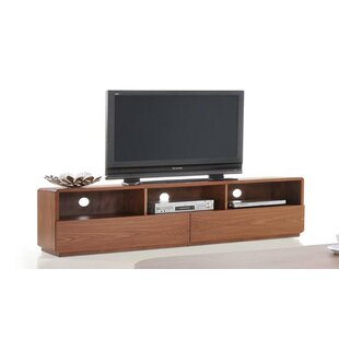 Read Reviews Belafonte TV Stand for TVs up to 70 By Wade Logan