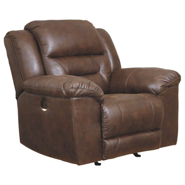 Free Shipping Reavis Power Rocker Recliner