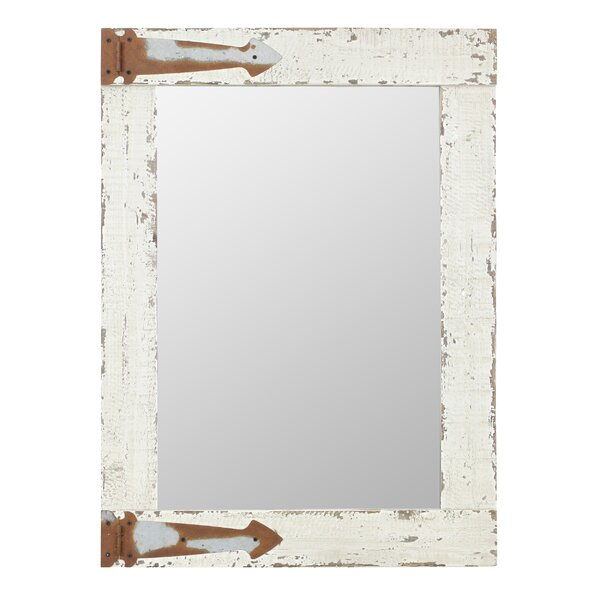 Kist Farmhouse Wall Mirror by Ophelia & Co.