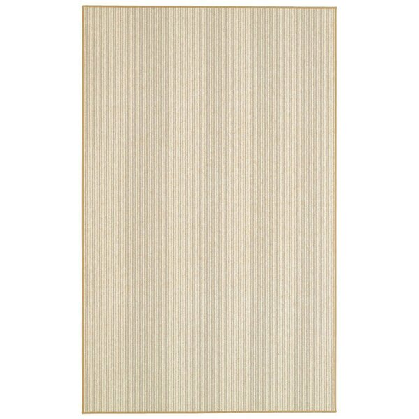 Meredith Tan Area Rug by Gracie Oaks