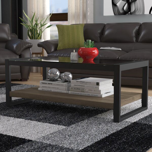 Theodulus Coffee Table by Mercury Row