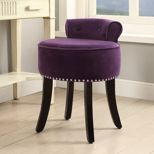 Emest Vanity Stool by Darby Home Co